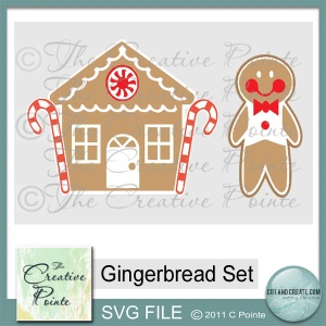 Gingerbread Set PV